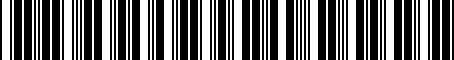 Barcode for PTS2106040