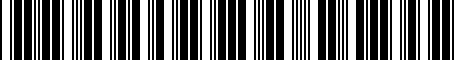 Barcode for PTS2133041
